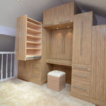 Wardrobe and Wall Units Closet Outfitters
