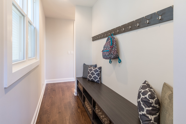 Mudroom & Garage Storage